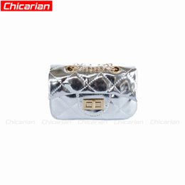 30f921d830 Chicarian Designer Toddler Purse Kid Messenger bag Baby Mini Bags Child  Cute Kids Purse PU leather crossbody Bag Fashion Gift for Baby CA014