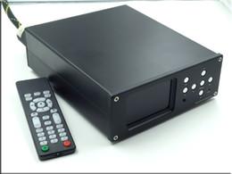 $enCountryForm.capitalKeyWord NZ - Freeshiping Breeze-Audio Remote Control DV20A Digital Turntable USB SD APE FLAC WAV Lossless Player 3.5'' IPS TFT LCD Display AK4495+MUS8820