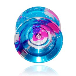 deep alloys NZ - Magic Professional Unresponsive Polished Alloy Yoyo 10 ball stainless KK bearing Ball For Kids Deep and Mellow TY