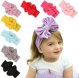 2017 child hair ornament Hot sale New cotton children bow tie with baby hair ornaments headdress TG118 mix order 30 pieces a lot cheap child hair ornament