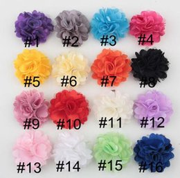 flowers satin hair clip NZ - Hair Accessories Girls Cute Satin Flowers Clips Hairpins for Free Shipping YH652