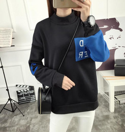 $enCountryForm.capitalKeyWord UK - New winter more add wool fleece han edition tide female wind round collar head on students suit college sport coats With thick fleece coat