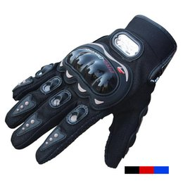 $enCountryForm.capitalKeyWord UK - Wholesale- Pro Biker Fashion Motorcycle Gloves Full Finger Men Women Motos Sports Motorbike Motocross Protective Gear Racing Glove M - XXL
