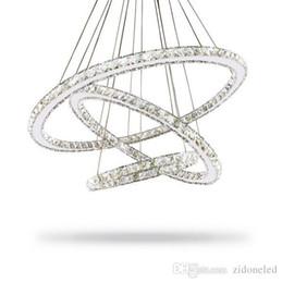 Modern Crystal Ceiling Chandelier Pendant NZ - Modern Lustre Led Crystal Chandelier Lighting K9 Chandeliers Ceiling Light Lamparas De Techo Hanglamp Suspension Pendant Light