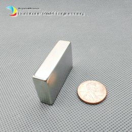$enCountryForm.capitalKeyWord NZ - 1 Pack Grade N52 NdFeB Block 40x25x10 mm about 1.57'' Rectangle Strong NdFeB Bar Neodymium Permanent Magnets Rare Earth Magnets