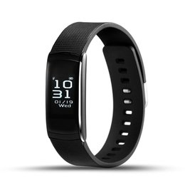 I6 wrIstband online shopping - fitbit Original IWOWN I6 PRO Smart Wristband Heart Rate Monitor IP67 Waterproof Smart Bracelet Fitness Tracker support Andriod IOS