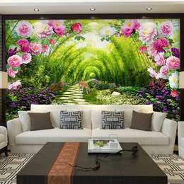 Peony Wall Murals Online Shopping Peony Wall Murals For Sale
