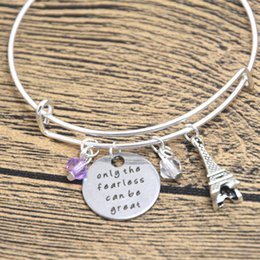 Discount great easter gifts - 12pcs Ratatouille Inspired Bracelet Remy the rat in Paris Quote Only the Fearless can be Great crystal bangles