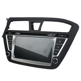 $enCountryForm.capitalKeyWord UK - 2016 New Android5.1 8inch Car DVD player for Hyundai I20 left with GPS,Steering Wheel Control,Bluetooth, Radio