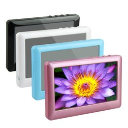 mp5 player inches 2019 - 2017 High Quality 8GB 4.3 inch TFT Screen Mp4 Mp5 Player+TV out+Video+FM Fadio cheap mp5 player inches