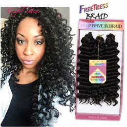 kinky hair braids NZ - free shipping Bohemian crochet afro kinky curly braids 3pcs pack SAVANA twist hair jerry curly 10inch synthetic braiding hair marley twist