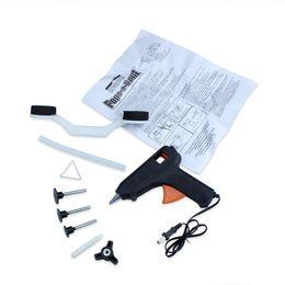 China DIY Ding Car Auto Damage Repair Panel Bodywork Puller Tool Kit Free Shipping cheap car puller suppliers