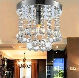 Chandeliers for hallways online shopping chandeliers for hallways 15 20 25cm crystal chandelier light mini ceiling lamp fixture small clear crystal lustre lamp for aisle stair hallway corridor porch light aloadofball Image collections