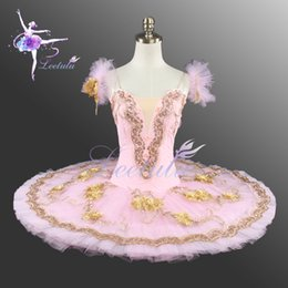 classical ballet costumes tutu Canada - 2017 Hot Sale Proffesional Classical Beautiful Adult Ballet Tutu For Girls Performance And Competition Stage Costumes