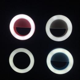 China Selfie Ring Light Universal LED Flash Smartphone Light LED's Portable Mini Pocket Spotlight Camera Flashlight for iPhone6 Plus 6S 6 Samsung suppliers