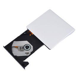 $enCountryForm.capitalKeyWord UK - Freeshipping Ultra-slim USB 3.0 external drive CD DVD writer drive for laptop DVD RW DVD-RAM Optical Storage Burner for Mac 10 OS system