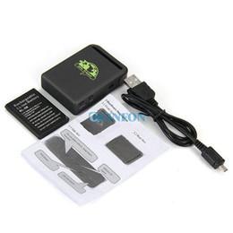DHL 20PCS мини-автомобиль GSM GPRS GPS трекер или Автомобиль слежения локатор устройства Tk102b новое прибытие