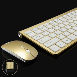 $enCountryForm.capitalKeyWord Canada - K108 Ultra Thin Wireless 2.4G Keyboard Mouse Mice Kit Combo For Macbook Mac Windows For Android TV Box Notebook Laptop PC Computer