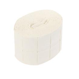 $enCountryForm.capitalKeyWord UK - 500Pcs Roll Polish Remover Nail Art Cleaner Wipes Pads Paper Polish Tips Cotton Nail Art Soak Off Gel Wraps Salon Nail Art Tool