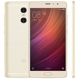 redmi 4g mobile NZ - Original Xiaomi Redmi Pro 4G LTE Cell Phone 4GB RAM 128GB ROM Helio X25 Deca Core Android 5.5 inch 13.0MP Fingerprint ID Smart Mobile Phone