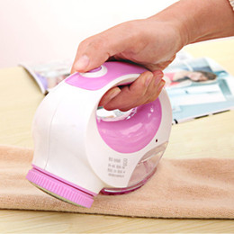 $enCountryForm.capitalKeyWord Canada - Rechargeable Clothes Lint Removers Fuzz Pills Shaver for Curtains Carpets Clothing Lint Pellets Wool Sweater Fabric Shaver