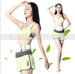 557cf17a7d Belly Stomache waist Vibration Fat Burner Reduction Slimming Belt Fat  Burning Waist Massager