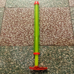 Cartoon Foam Canada - Park hot models selling children's toys water gun pull-type syringe pump water rafting water gun