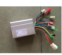electric bike motor controllers Australia - 500W 36v electric scooter motor kit electric skateboard kit electric bike motor controller