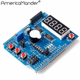 $enCountryForm.capitalKeyWord Canada - Arduino Multifunctional Multi-functional Expansion Development Board Base Learning UNO LENARDO Mega 2560 Shield DIY Kit