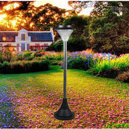 Lumiparty Led Solar Buried Floor Light Waterproof Stainless Steel Ground Outdoor Lamp Solar Garden Lighting For Home Yard Solar Lamps Lights & Lighting