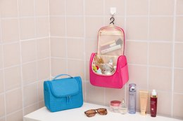 $enCountryForm.capitalKeyWord Canada - 20pcs High-end Quality Travel toiletry bag Fashion Design Men Women Wash Bag Large Capacity Cosmetic Bags Makeup Toiletry Bag