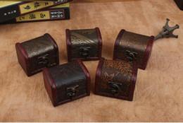 $enCountryForm.capitalKeyWord Canada - 500pcs European Style Jewelry Treasure Chest Case Manual Wood Box Storage Boxes Retro Flower Necklace Holder Best Gift