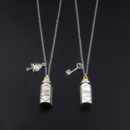 Wholesale Friends of the necklace metal pendant burst models WFN606 with chain mix order pieces a
