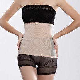 Wholesale Women Postpartum Belly Recovery Girdle Tummy Wrap Corset Body Shaper Belt Band