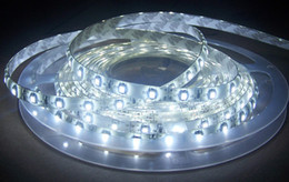 Wholesale meters smd3528 led strip led m V VDC led strip m roll mm pcb border smd led stripe