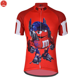 93b03a807 Customized NEW 2017 CANDY Cartoon Classical JIASHUO mtb road RACING Team  Bike Pro Cycling Jersey Shirts   Tops Clothing Breathable