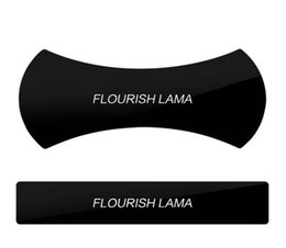 Wholesale FLOURISH LAMA Cell Phone Holder Powerful Strong Sticker Can be Cleaned Repeatedly New Arrival Mobile Phone Stand Mounts OPP bag