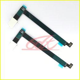 $enCountryForm.capitalKeyWord Canada - Earphone Headphone Jack Audi Flex Cable Ribbon for Ipad Pro 12.9 Tablet Replacement Black White