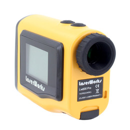 "$enCountryForm.capitalKeyWord Australia - Freeshipping LaserWorks 600M 1.8"" 6x Range Laser Range Finder Speed Measurer For Hunting Golf Professional Pinseeker Telescope"