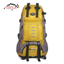 00176c3731d9 LOCAL LION 50L Outdoor Mountaineering Bag Sport Hiking Backpack Waterproof  Trekking Climbing Bag for Men Women Travel Trekking 442