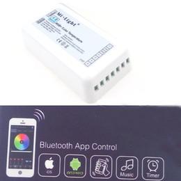 $enCountryForm.capitalKeyWord Australia - Mi Light Bluetooth APP LED Controller RGB + Color Temperature 5 Channels for 5050 3528 5630 LED Flexible Strip Color Changing Dimming CE FCC