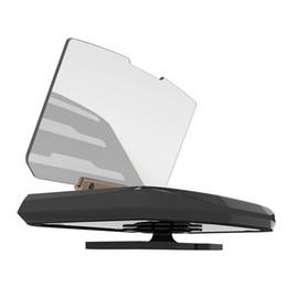 Großhandels- 1 PC-Universalmobile GPS Navigations-Klammer HUD Head Up Anzeige für intelligentes Telefon-Auto-Standplatz-Telefon-Halter