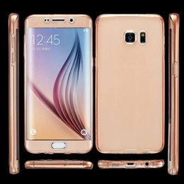 $enCountryForm.capitalKeyWord NZ - Ltrathin Soft TPU Gel Silicon 360 Full Body Protect Phone Cover Case for Samsung GalaxyS4 S5 S6 S6edge S6edgeplus  S7   S7 Edge  S8 S8 Plus