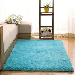 Living Room Carpet Sofa Coffee Table Large Floor Rugs And Carpets Area Rug Purple Elastic Wire 500mmx2000mmx45mm