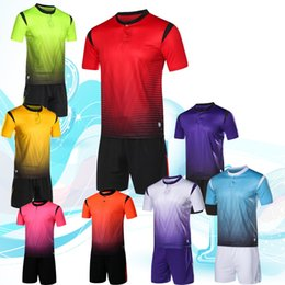 team soccer jerseys numbers Canada - Football training suits, sportswear, sports balls, jerseys, DIY training team can deal with names, numbers and signs.