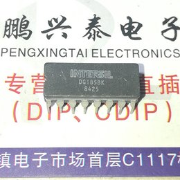 components electric circuit online shopping components electricdg185bk , dg185ak , dg185ap , interface ic dg185 dual in line 16 pins ceramic package cdip16 integrated circuit components cerdip16