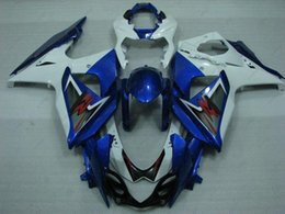 Fairing K9 Australia - Full Body Kits GSX-R1000 11 12 Bodywork GSXR1000 10 11 Blue White Fairing Kits GSX R1000 2010 2009 - 2014 K9