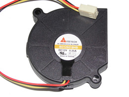 blower for computer NZ - New Original Dc Blower Bd126018hb 12v 0.35a 3wire for D-link 3324sr Router Cooling Fan