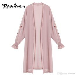 Korean Chiffon Cardigan Online | Korean Style Cardigan Chiffon for ...