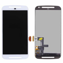 lcd display moto g2 2019 - For Motorola G2 Replacement LCD Display Touch Screen Digitizer Assembly with Frame For Moto G2 XT1068 XT1063 XT1064